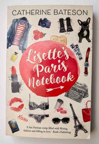 Lisette's Paris Notebook Image