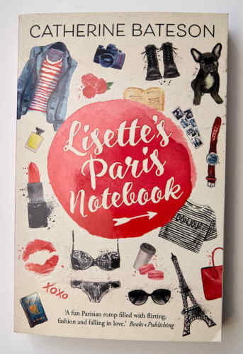 Lisette's Paris Notebook Image