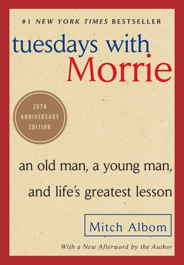 Tue with Morrie